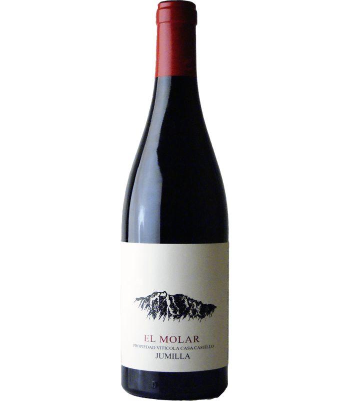 El Molar 2015 con ENVÍO GRATIS* y 10€ de REGALO en tu primer pedido. Compra El Molar 2015, tinto de Casa Castillo Vinos de Jumilla, El Molar es un vino sabio...