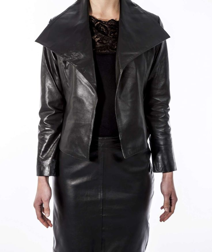 Stine Kim Design Autumn Winter 2014 Style: Dynasty Jacket