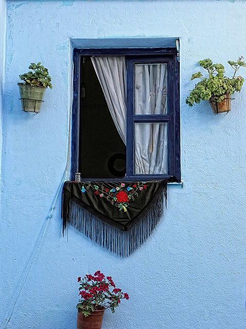 Sobre puertas y ventanas | Il etait une fois