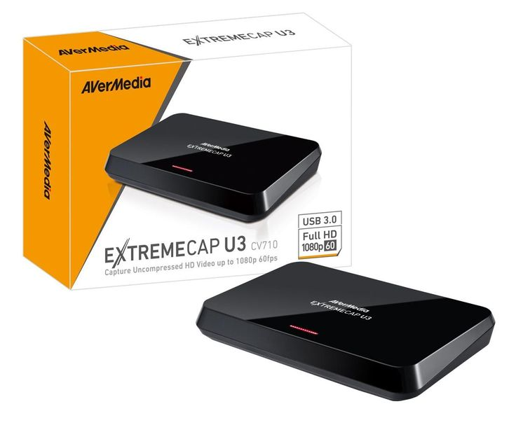 AverMedia CV710 ExtremeCap U3 #WRGamers #AVERMEDIA