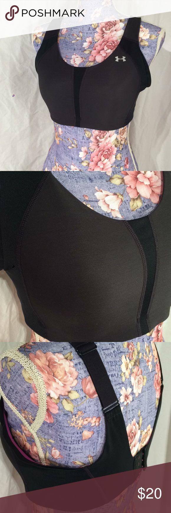 Underarmour armour bra heat gear 34dd Like new!!! Under Armour Intimates & Sleepwear Bras
