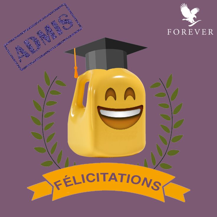 Forever France félicite tous les bacheliers 2016 !!! Et leur souhaite un bel avenir... dans le Marketing Relationnel ! ;) #BAC2016 #DiscoverForever #ForeverFun