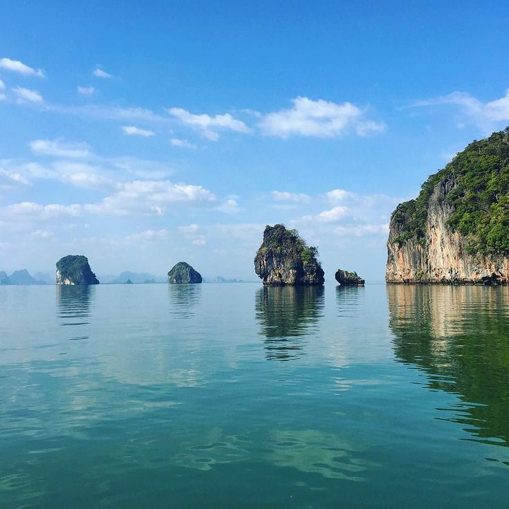 Ao Phang Nga National Park Thailand