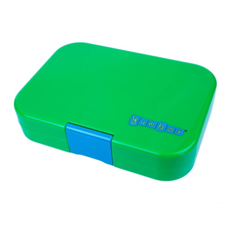 Pomme Green Yumbox exterior