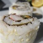 Sushi is always good!!