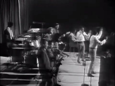 Sam & Dave - Hold On I'm Comin' (Live in 1967).  Actually the whole Stax Revue during their European tour.  It doesn't get any better than this