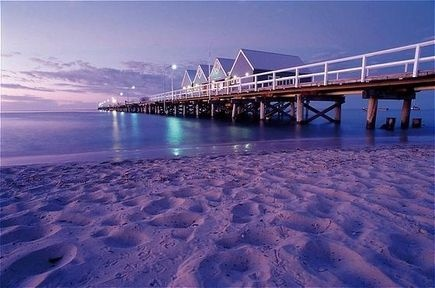 Busselton.....what a gorgeous picture of the jetty!