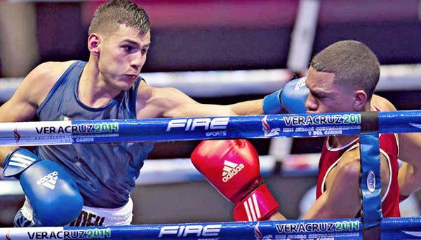 Boxeadores mexicanos conocen a sus rivales olímpicos