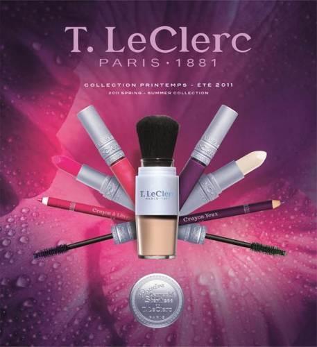 T.LeClerc – makijaż gwiazd w Polsce