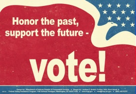 Last Chance: Register to Vote! NY