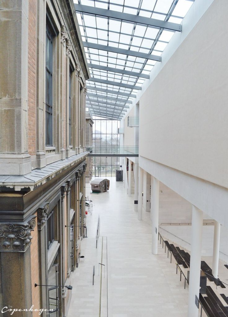 Statens Museum for Kunst - SMK - Copenhagen