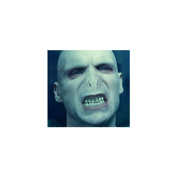 Lord Voldemort ❤ liked on Polyvore featuring harry potter and potter
