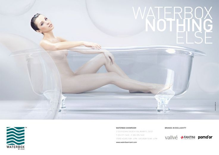 NOTHING ELSE   Client WATERBOX SHOWROOm   Miami, FL