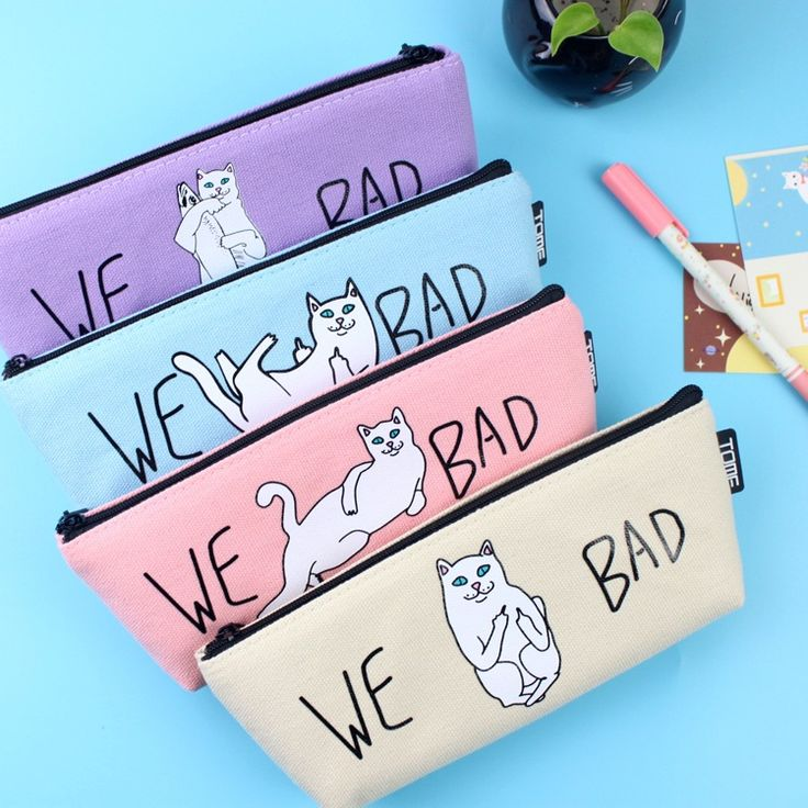 (1Pc/Sell) Kawaii Pencil Case Canvas School Supplies Bts Stationery Gift Estuches School Cute Pencil Box Pencilcase Pencil Bag-in Pencil Cases from Office & School Supplies on Aliexpress.com | Alibaba Group