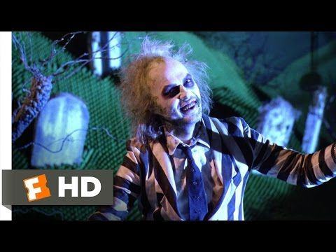 It's Showtime! - Beetlejuice (8/9) Movie CLIP (1988) HD - YouTube
