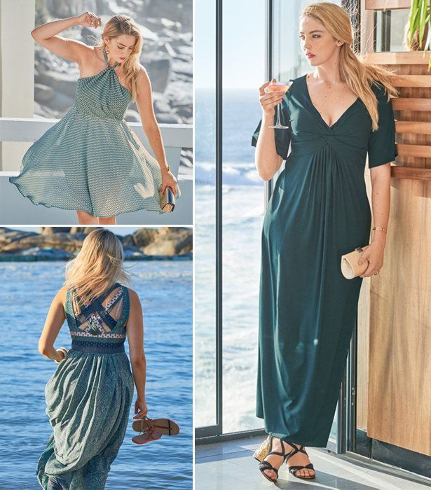 Aquamarine: 10 New Plus Size Sewing Patterns