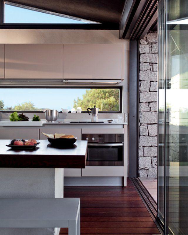 Les Meilleures Images Du Tableau Fenêtres Panoramiques Sur - Cuisiniere mixte largeur 50 cm pour idees de deco de cuisine