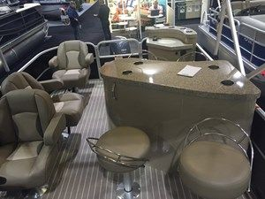 G3 Suncatcher V22GT - 2016 New Boats For Sale   Fergus, Ontario - BoatDealers.ca Mobile