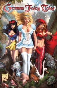Grimm Fairy Tales!   This is cool. . . . . In a weird sexual have no life guy kinda way but cool