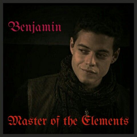 Rami Malek as Benjamin in Breaking Dawn Pt 2