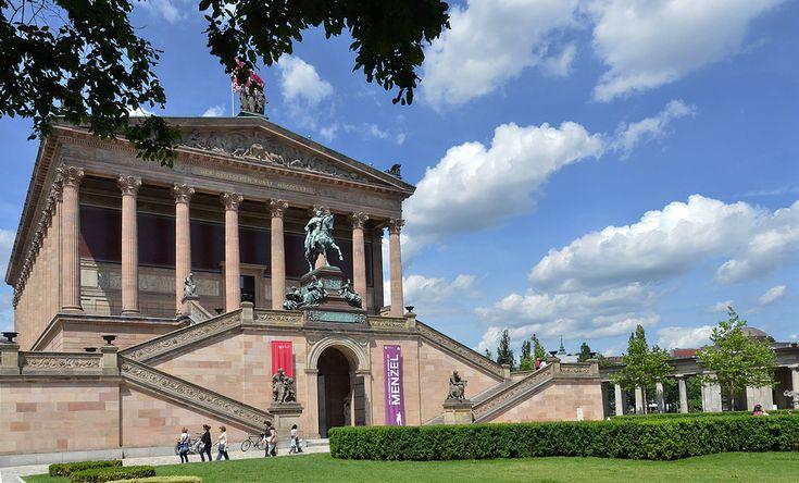 Alte Nationalgalerie  - Berlin