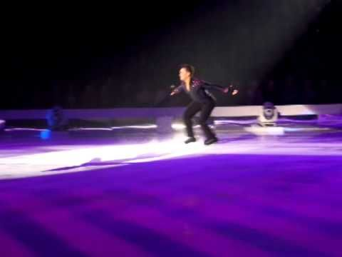 Dancing On Ice Live Tour 2014 - Ray Quinn skating to Kiss