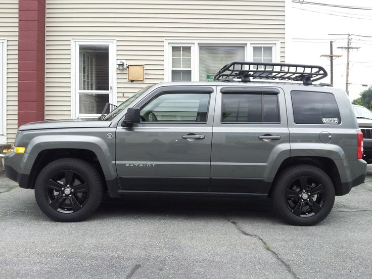 Patriot Rim/Tire combination photographs - Page 3 - Jeep Patriot Forums