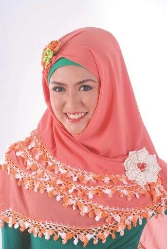 Hijab Rajut Imaniyah