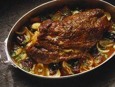 Avec les lectrices reporter de Femme Actuelle, découvrez les recettes de cuisine des internautes : Avec les lectrices reporter de Femme Actuelle, découvrez les recettes de cuisine des internautes : Rouelle de porc aux pommes de terre