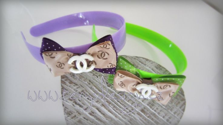 Original handmade fashion accessories - headband http://eshop.terysdesign.cz/ www.terysdesign.cz