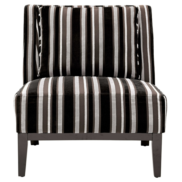 KENYA FABRIC ACCENT CHAIR from Domayne