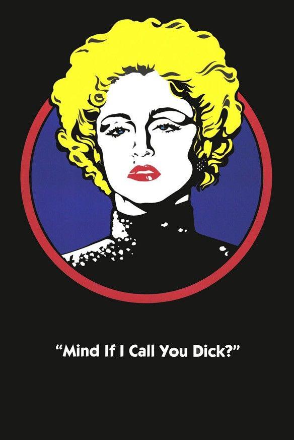 'Dick Tracy' Movie Art: A Retrospective [Art]