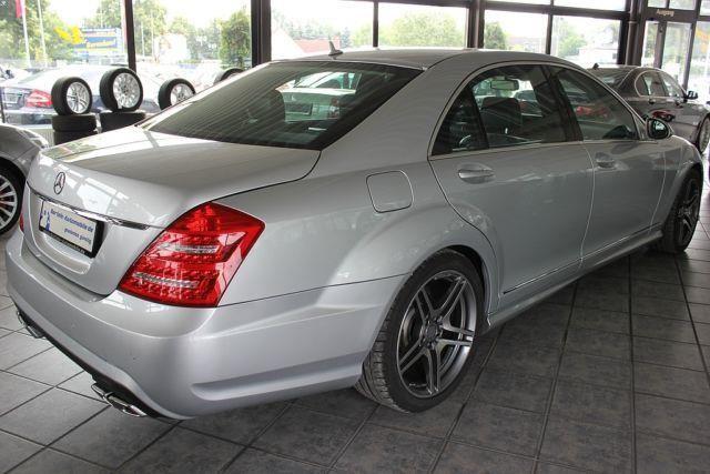 Mercedes-Benz S 350 Langversion LPG Top Finanzierung! Gebrauchtwagen, Benzin, € 24.950,- in Fuhrberg