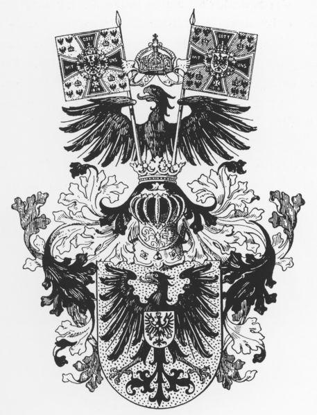 file wappen deutsches reich wappen des kaisers mit tattoo pinterest. Black Bedroom Furniture Sets. Home Design Ideas