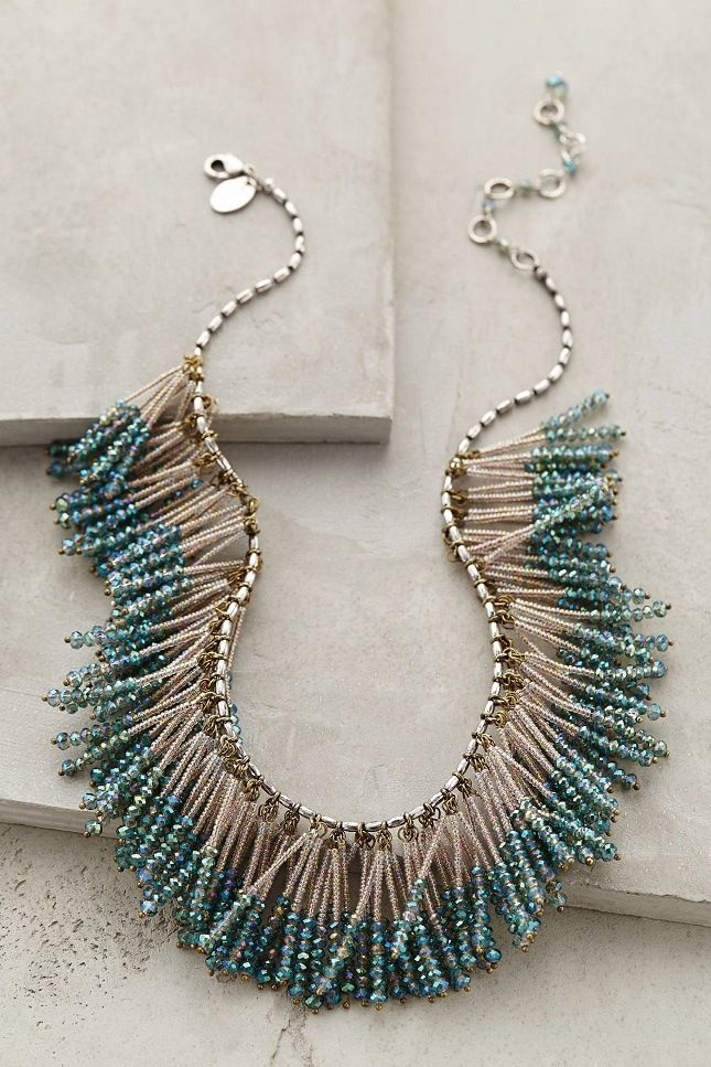 24 Swoon-Worthy Statement Necklaces for Every Budget | Brit + Co