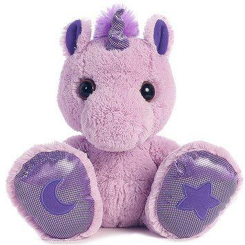 Skywriter Stuffed Unicorn - Set Of 2