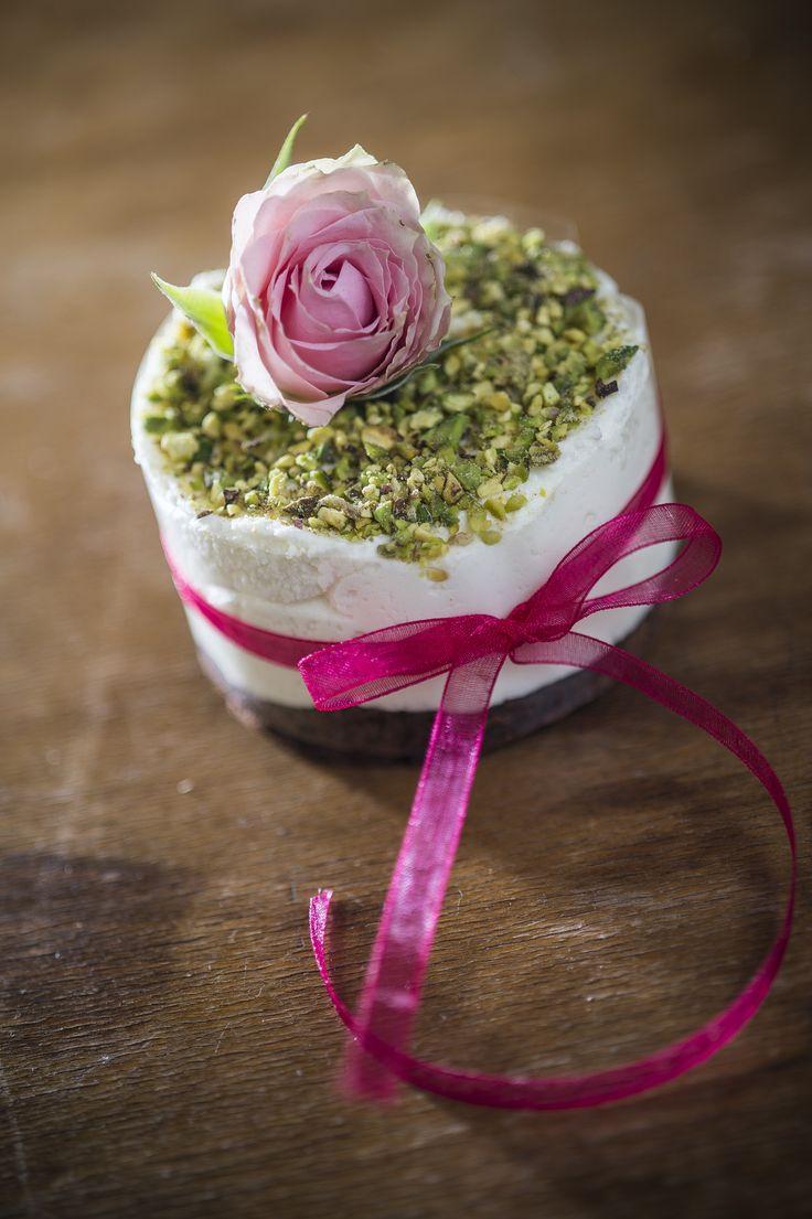 nekedcake tortácska rosa wedding love
