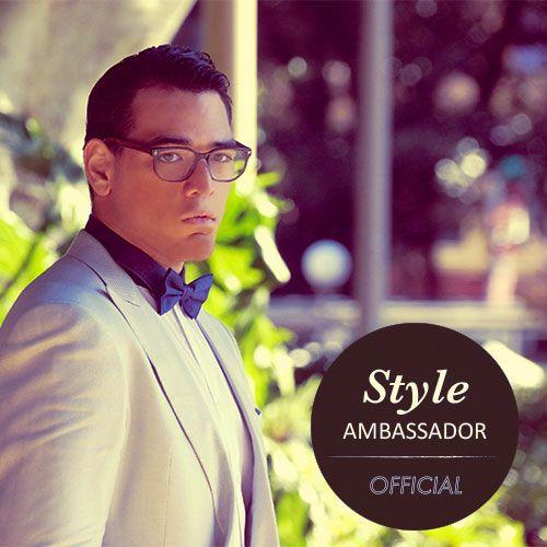 Meet our next Style Ambassador, Warren Pasi from The Boy In the Black Bow Tie: http://www.clearlycontacts.com.au/thelook/warren-pasi-style-ambassador/?cmp=social&src=pn&seg=au_14-07-23_warrenpasifeature-smco #frames #fashion
