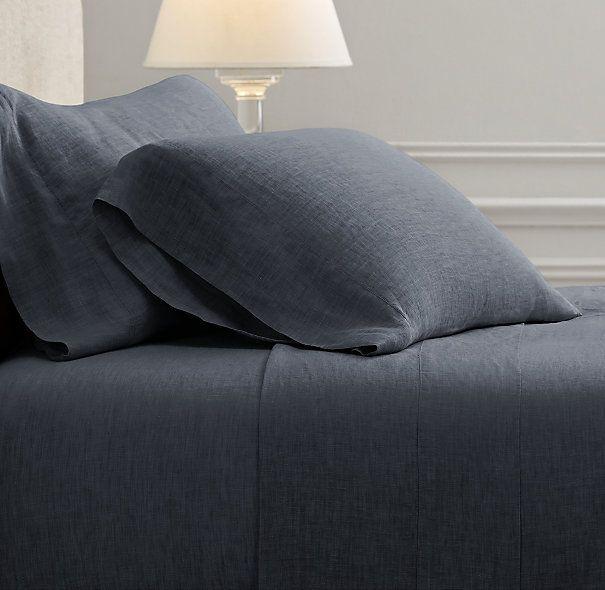 The 25 best linen sheet set ideas on pinterest adairs cushions vintage washed belgian linen sheet set publicscrutiny Images