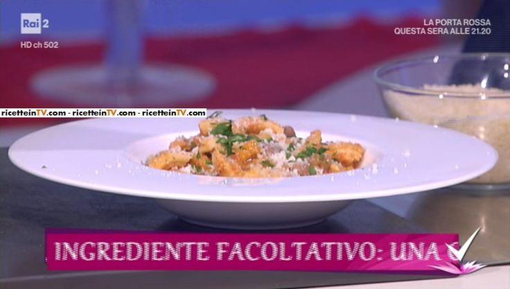 """""""Detto Fatto"""": la ricetta della trippa alla parmigiana con fagioli di Diego Rossi del 22 febbraio 2017."""