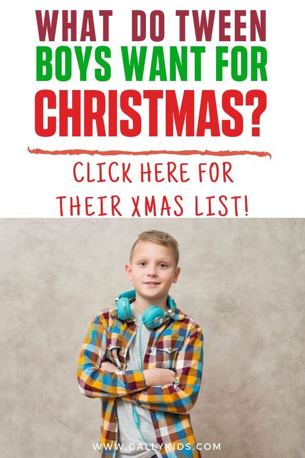 Cool Gifts For Tween Boys 2019-2020: For Christmas And ...