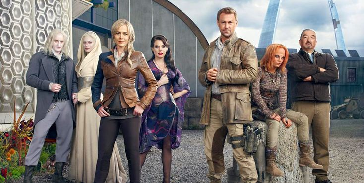 defiance irisa photos | Review: SyFy's game-infused 'Defiance' TV series falls short of ...