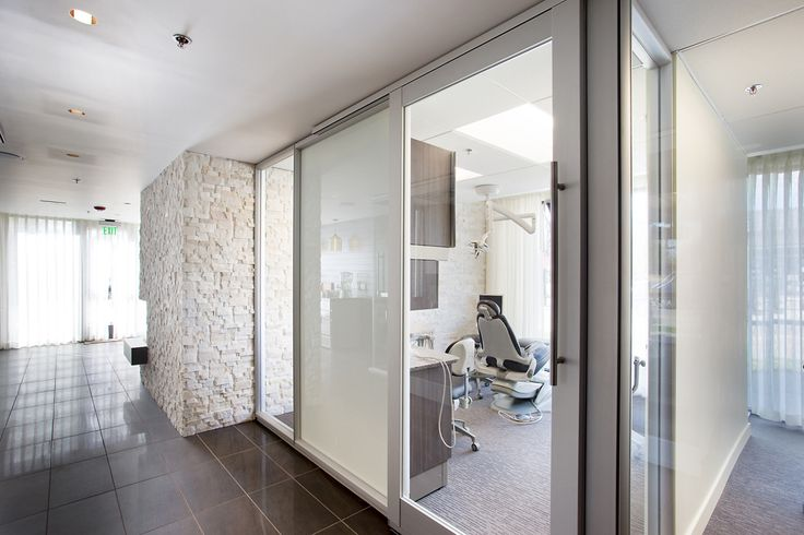 Dirtt Wall System In Dental Office Application