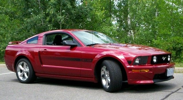 Ford Mustang Gt Cs For Sale 4