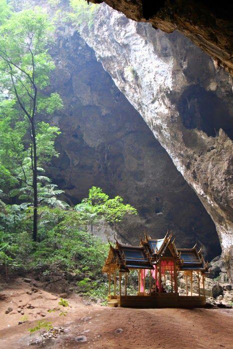 Phraya Nakhon Cave, Khao Sam Roi Yot National Park Thailand