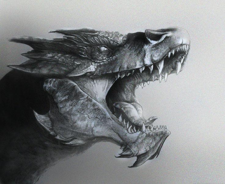Smaug (DeviantArt -- artwork by Omar-E18)