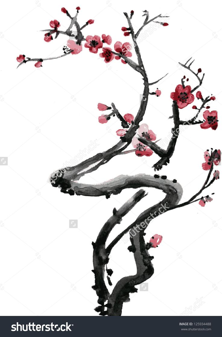 100 best Japanese/Chinese cherry and plum blossoms ...