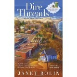 Dire Threads (A Threadville Mystery) (Mass Market Paperback)By Janet Bolin