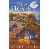 Dire Threads (A Threadville Mystery) (Mass Market Paperback)By Janet Bolin