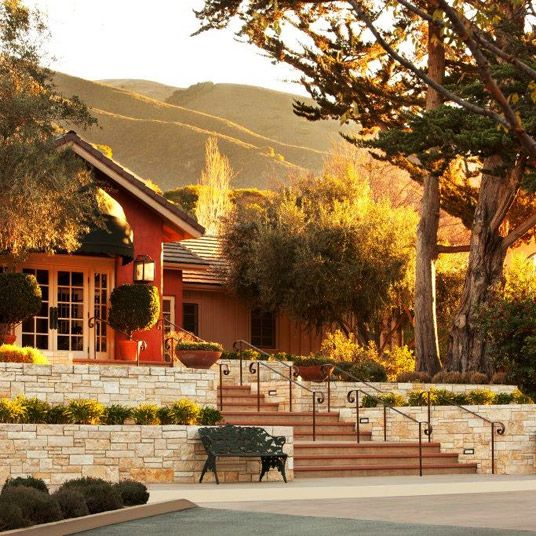 Bernardus Lodge Spa Carmel Valley Luxury Hotel Deals Reviews